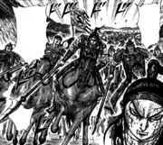 Gyoku Hou Unit attacks Wei main camp