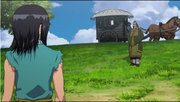 Shoubukun arrives