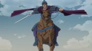 Baku Koshin's Surprise Attack anime S1