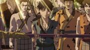 Shin Inherits Ou Ki's Glaive anime S1