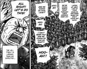 Den Yuu orders his unit