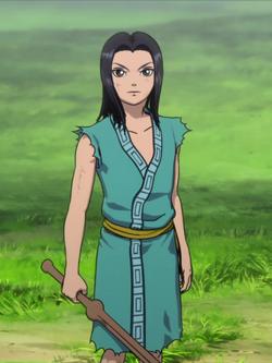 Hyou anime portrait