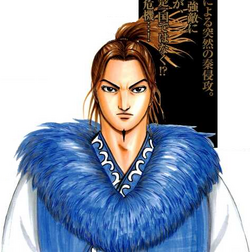Riboku Colored portrait