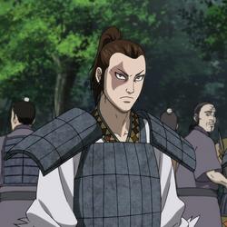 Kyo Gai anime portrait