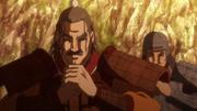 Shou Bun Kun Salutes Upon Shika's Death anime S2