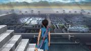 Ou Ki's Castle's Interior anime S1