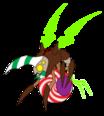 Heartless candy cy bug jawbreaker beetle