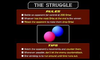 Struggle Tournament Instructions KHII