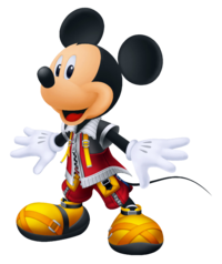 King Mickey KHREC