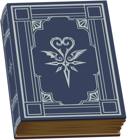 File:Book of Prophecies KHX.png