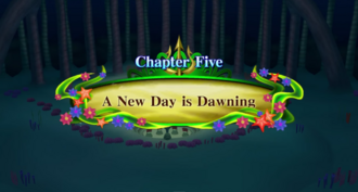 A New Day is Dawning Logo KHII