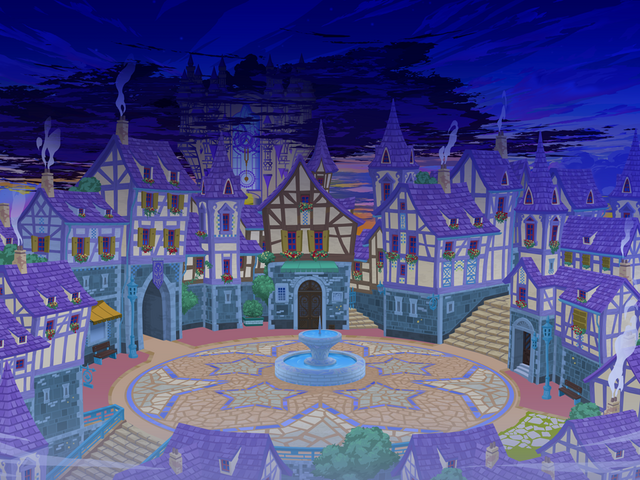 File:Daybreak Town (attacked) KHX.png