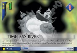 Timeless River BoD-162