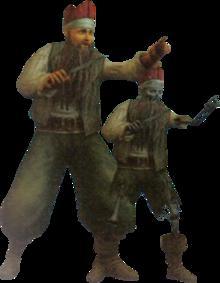 Undead Pirate C KHII