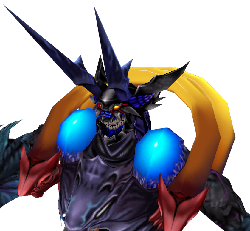 Image - Xehanort's Guardian- World of Chaos Form KH.png | Kingdom ...