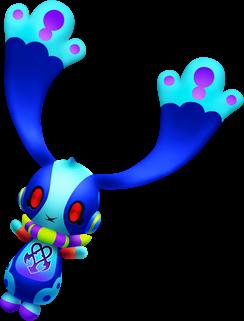 Me Me Bunny (Nightmare)