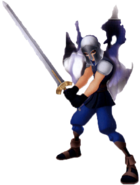 Zack- Dark Form with Helmet KHBBS