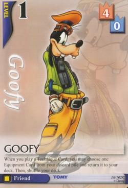Goofy BoD-18