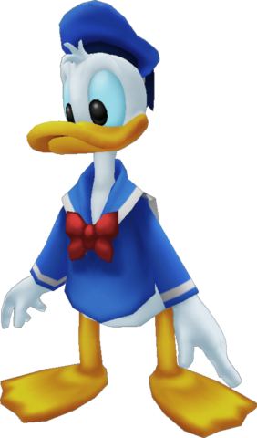 File:282px-Donald (Original outfit) KH.png