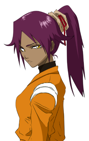 File:AnimeWapers com 91746 bleach extraction shihouin yoruichi vector.png