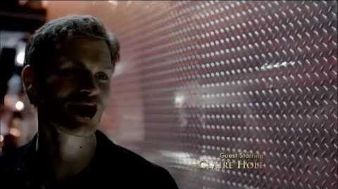The Vampire Diaries 4x16- Klaus Saves Hayley
