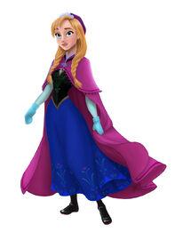 Disney frozen anna by rodrigoyborra-d5u29wz