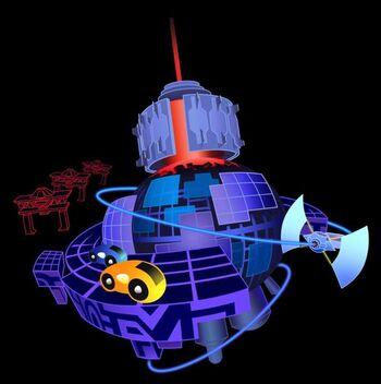 Space parnaoids