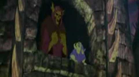 Disney Villains - The Horned King