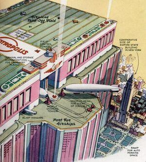 Skyscraperairport