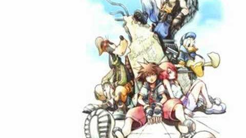 Kingdom Hearts Hikari (Piano version)