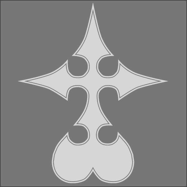 Kingdom Hearts Organization 13 Symbol