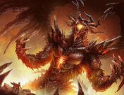 Hell dragon
