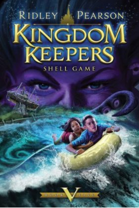 Kingdom keepers shell game cover