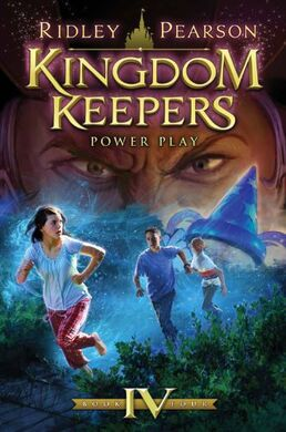 Kingdom Keepers IV Power Play wiki