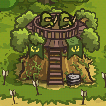 Pedia tower Rangers Hideout