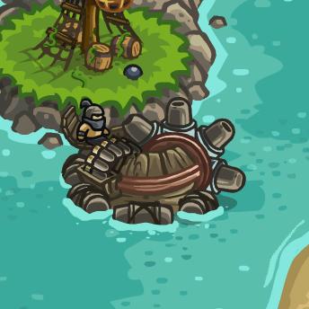 EnemySqr Gunboat