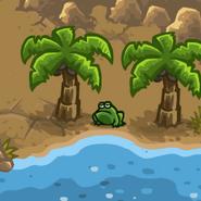 Critter Frog