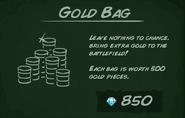 Gnome Shop Goldbag 2