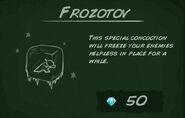 Gnome Shop Frozotov