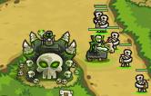 Knight powering skeletons