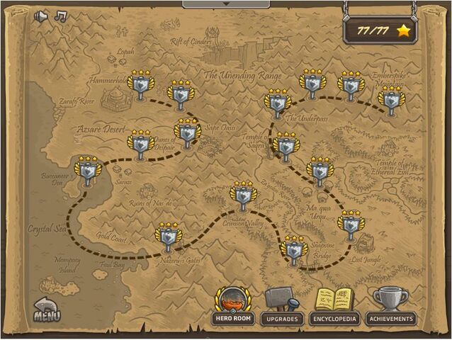 File:Complete Kingdom Rush Frontiers Map.jpg