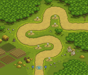 Level the Farmlands