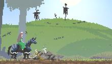 Kingdom - 05 31 17 warhorse and field
