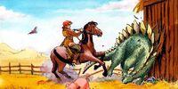 Stegosaurus Brunch