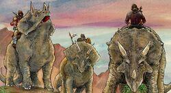 TriceratopsWar
