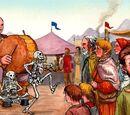 Bundalini's Skeleton Musical Troop: Other Locale