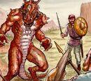 Dragonewt: Body Claim