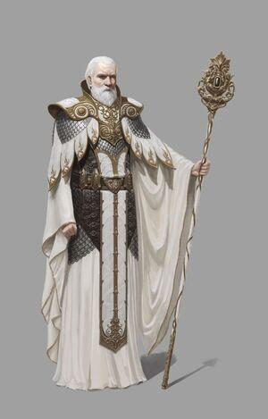 Templar Cleric