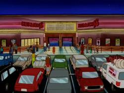 Heimlich 18 Movie Theatre
