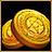 Donation gold 1